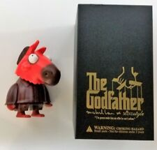 """The Godfather Michael Lau x Paramount Horse Head 8"""" Red by Mindstyle LE/100"""