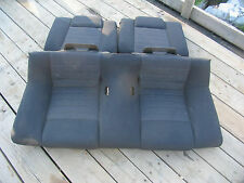 Ford Mustang Back Seats