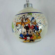 Walt Disney World Souvenir Ball Christmas Ornament