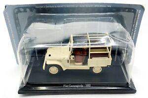 EBOND Modellino Fiat Campagnola - 1952 - Die cast - 1:43 - 0088.