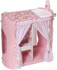 Zapf Baby Annabell Doll 2-in-1 Baby Unit Wardrobe/Changing Table