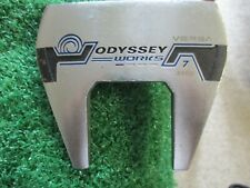 "Odyssey works 7 versa putter steel shaft and super stroke grip 35"" right-handed"