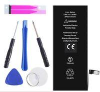 Batterie interne de Remplacement pour iPhone 5s, 6s, 7 avec kit et outils inclus