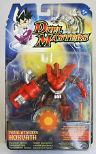 RARE 2004 DUEL MASTERS FATAL ATTACKER HORVATH FIGURE HASBRO NEW SEALED MOSC !