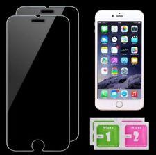 Panzer Glas Folie für iPhone 6 iPhone 7 Schutz Folie 9H Hart Glas >SIEHE VIDEO<