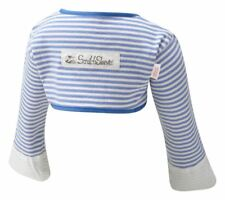 ScratchSleeves | Stay on Scratch mitts | Imperfects | Stripes | Baby/Toddler