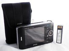 Epson Photo Fine P 2000 3.8 inch Multimedia Storage Viewer