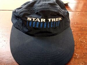 Star Trek Baseball Cap. Insurrection