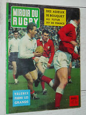 MIROIR RUGBY N°17 1962 XV ALLAIRE BOUQUET MAURIERES MONTELIMAR VALENCE BOURGES