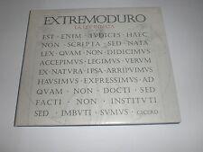 CD DIGIPAK EXTREMODURO - LA LEY INNATA - DRO 2010 VG+