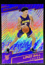 Lonzo Ball 2017-18 Panini Revolution #111 Rookie RC Los Angeles Lakers
