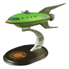 Futurama Model Collection Planet Express Ship 12cm Original Quantum Mechanix