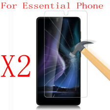 2X Curved Tempered Glass Screen Protector anti-explosion For Essential Phone