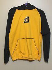 Mens Genuine Stuff Hoodie Appalachian St Mountaineers Sz Medium Sweatshirt EUC