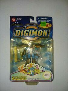 Action Feature Magnamon Digimon Digital Monsters MIP 2000 Bandai