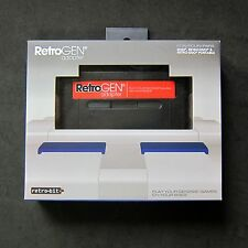 RetroGen Adapter for Play Sega Genesis Mega Drive Games on SNES Super Nintendo