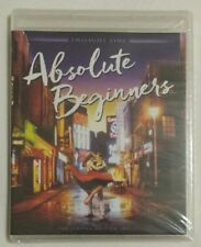 ABSOLUTE BEGINNERS W.S. NEW SEALED TWILIGHT TIME 3000 LIMITED EDITION  BLU-RAY