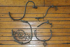 5 ANTIQUE AS FOUND EARLY ELECTRIC & GAS ARMS 6949