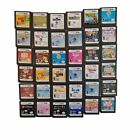 Nintendo DS Games You Choose Various Titles Cartridges Only Super Fast Shipping