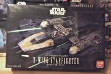 Y-Wing Starfighter Bandai 1/72 Scale Model Kit STAR WARS UK SELLER