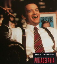 Tom Hanks PHILADELPHIA original Kino Kinoaushangfotos 12 Motive