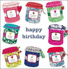 Kirstie Allsopp Jam Jars Birthday Card Blank Inside Greetings Cards