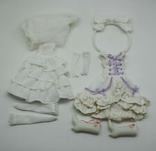 Blythe Nude Doll Wedding dress from factory