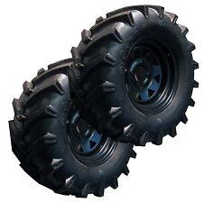 26x12.00-12 26/1200-12 TIRE RIM WHEEL ASSEMBLY Lawn Mower Garden Tractor Go Kart