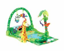 Fisher-Price Rainforest Baby Musical development Activity Center Gym Play Mat