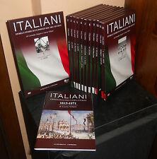 12 Dvd ITALIANI Corrado Augias Lucio Villari Storia e storie di un popolo No Box
