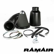 Rendimiento Ramair Seat Leon Cupra R 210/225 Kit de Filtro de aire frío adjunta Negro