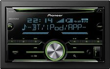 Pioneer Autoradio FH-X730BT - Double DIN CD-Tuner mit Bluetooth USB