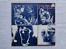 The Rolling Stones Emotional Rescue 1980 Orig Sterling German Press w/ Inner VG+