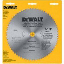 DEWALT DW3329 7-1/4-Inch 68 Tooth Steel Non-Ferrous Metal Cutting Saw Blade with