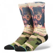 $18 Stance x Cash Money Records Men Hot Boys Socks olive