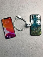 Apple iPhone X - 64GB - Silver (Unlocked) A1901 (GSM/CDMA/LTE)