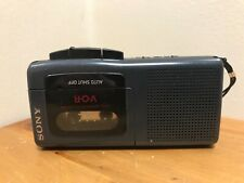 sony V-O-R m507v mini recorder tested and works