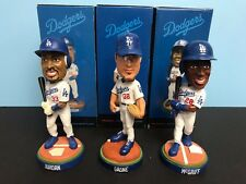 2003 Los Angeles Dodgers Bobblehead Set ~ Brian Jordan Fred McGriff Eric Gagne
