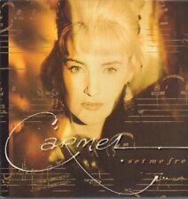 "CARMEL "" SET ME FREE "" LP NUOVO LONDON 1989"