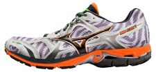 NEW Men's Mizuno Wave Elixir 7 Size 9.5 Silver/Orange/Black