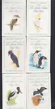 Birds of Australia Series $10 Silver Coins 1989-1994 Proof Set in Display box
