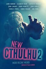 New Cthulhu 2: More Recent Weird & The Best of H.P. Lovecraft (2 paperbacks)