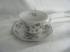 C4 Pottery Adams Azalea Cup & Saucer 14x7cm 2F6B