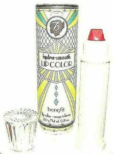 Benefit Hydra Smooth Lip Color Tutie Cutie 0.11 oz Read Info