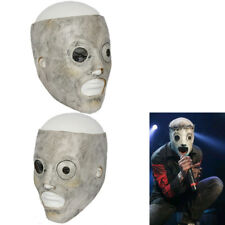 Slipknot Corey Taylor Cosplay Latex Mask Halloween Unisex Fancy Ball Props New