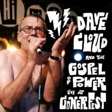 Dave Cloud And The Gospel Of P - Live At Gonerfest (NEW CD)