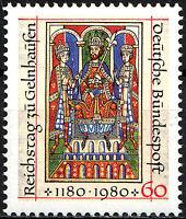 1045 postfrisch BRD Bund Deutschland Briefmarke Jahrgang 1980