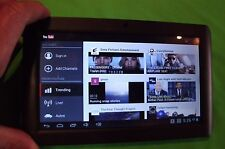 "7"" Android Tablet, Capacitive Touch Screen, Android 4.1 Jelly Bean Camera WiFi"