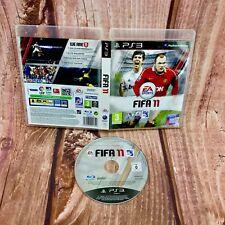 Ps3 Juego FIFA 11 Sony Playstation 3 EA Sports Football Soccer PAL en caso