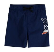New With Tags Boys/Toddler Hurley Pull On Swim Trunks/Shorts Size 2T Lined Blue